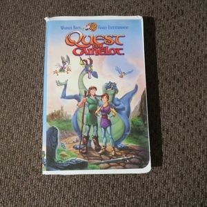 Quest for Camelot VHS